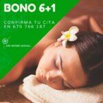 Bono regalo 6 más 1